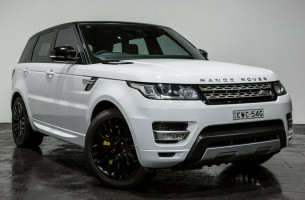 Land Rover Range Rover Sport SDV6 CommandShift HSE L494 MY14.5