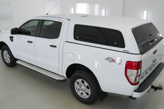 2017 Ford Ranger PX MkII 4x4 XLS Double Cab Pickup 3.2L Utility