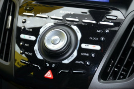 2012 Ford Focus LW MKII ST Hatchback