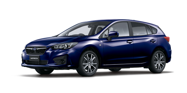 2017 MY18 Subaru Impreza G5 2.0i Hatch Hatchback