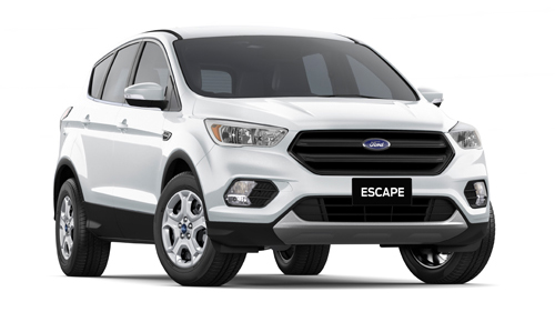 2017 Ford Escape ZG Ambiente AWD Wagon