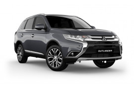 Mitsubishi Outlander Exceed AWD Diesel ZK