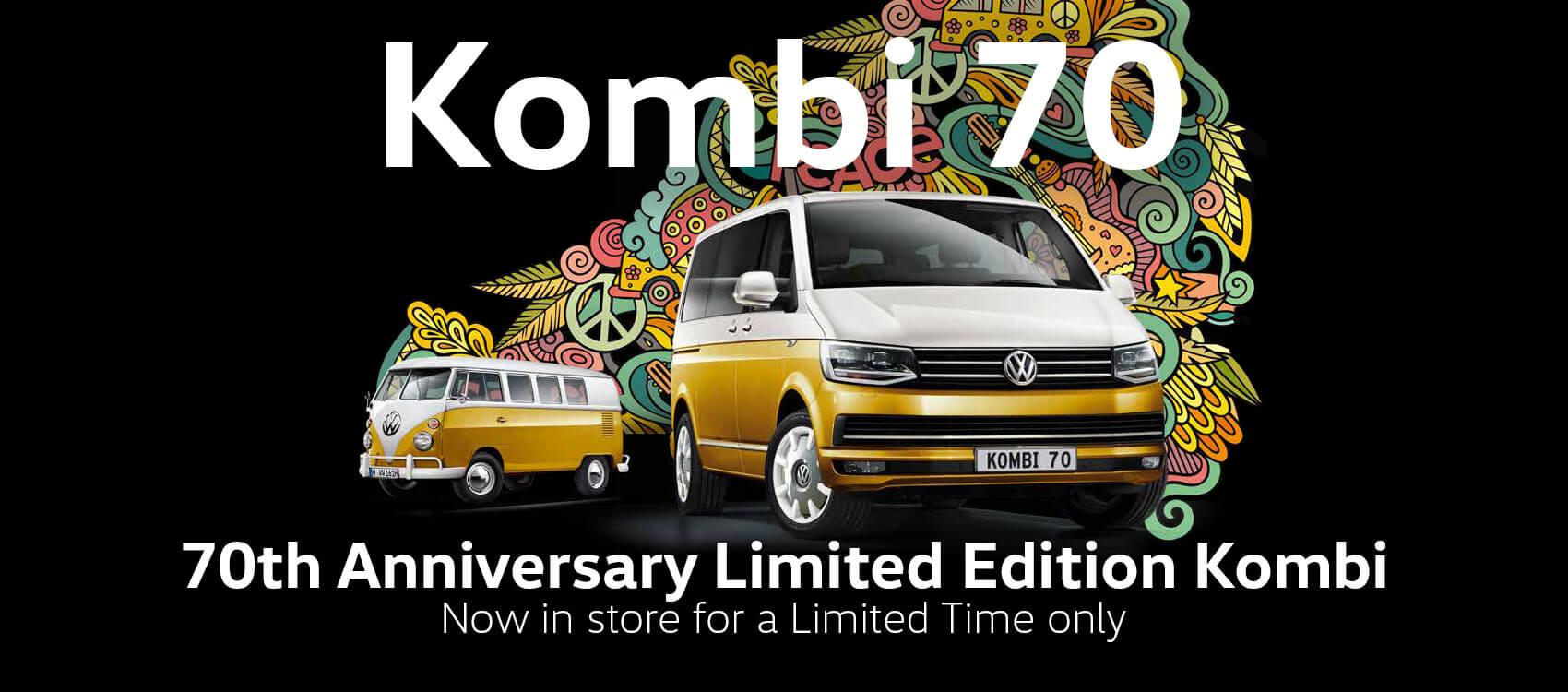 Multivan Kombi 70 Edition