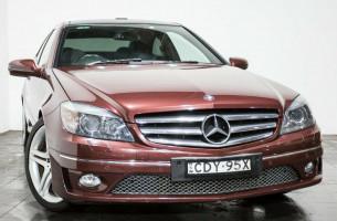 Mercedes-Benz CLC200 Kompressor CL203