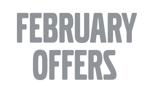 Volvo Parts - February Offers