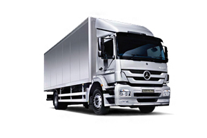 New Mercedes-Benz Axor
