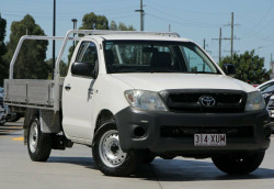 Toyota Hilux Workmate TGN16R MY09
