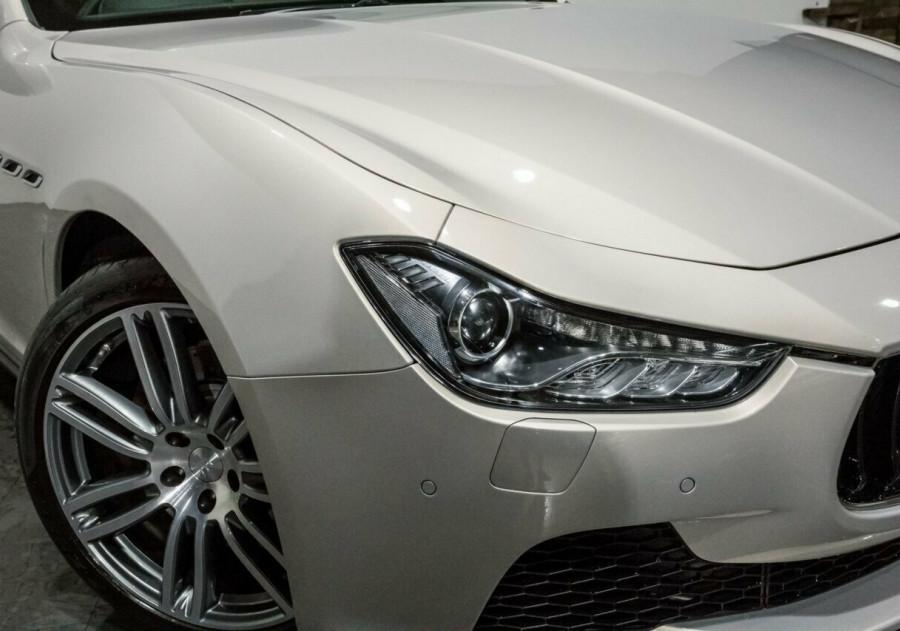 2014 MY15 Maserati Ghibli M157 MY15 S Sedan