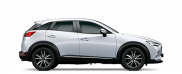 mazda CX-3 Accessories Hobart