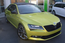 Skoda Superb Sportline Sedan NP