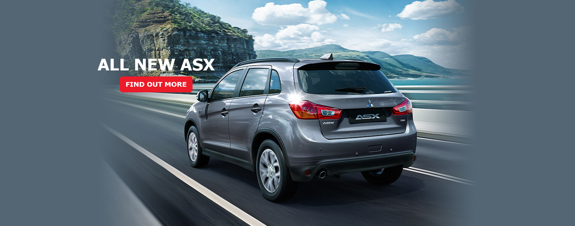 The all-new Mitsubishi ASX is now available to test drive at Nundah Mitsubishi Brisbane.