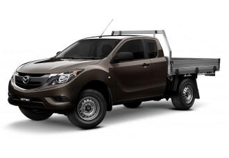 Mazda BT-50 4x4 3.2L Freestyle Cab Chassis XT UR0YG1