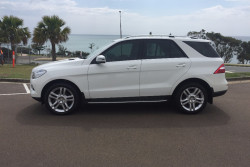 Mercedes-Benz Ml250 BlueTEC W166