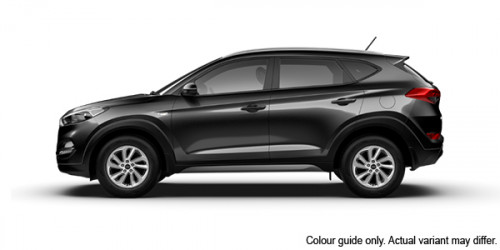 2017 Hyundai Tucson TL Active Wagon