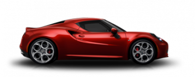 New Alfa Romeo 4C Coupe