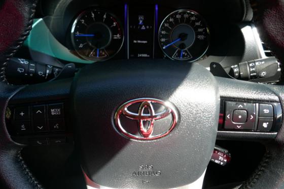 2016 Toyota Fortuner GUN156R GXL Wagon