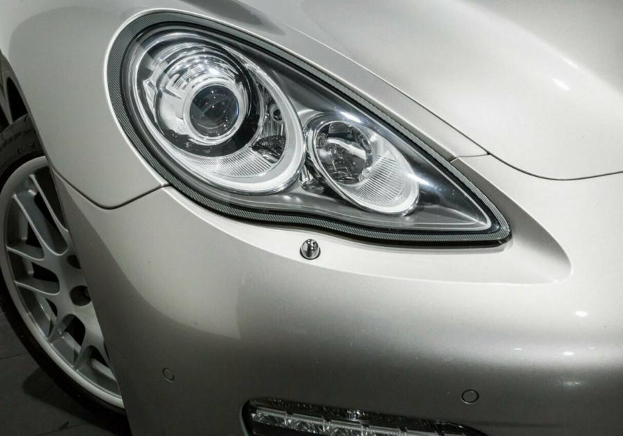 2009 MY Porsche Panamera 970 MY10 S PDK Sedan
