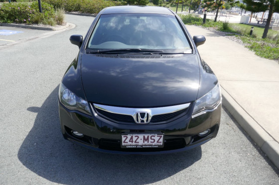 2009 Honda Civic 8th Gen  VTi Sedan