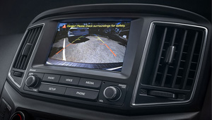 iLoad Rear View Camera