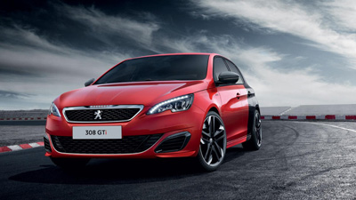308 GTi Stunning Sporty Exterior