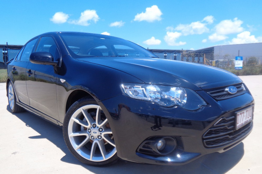2013 Ford Falcon FG MKII XR6 Sedan