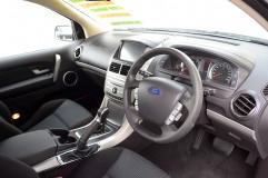 2012 Ford Territory SZ TS Wagon