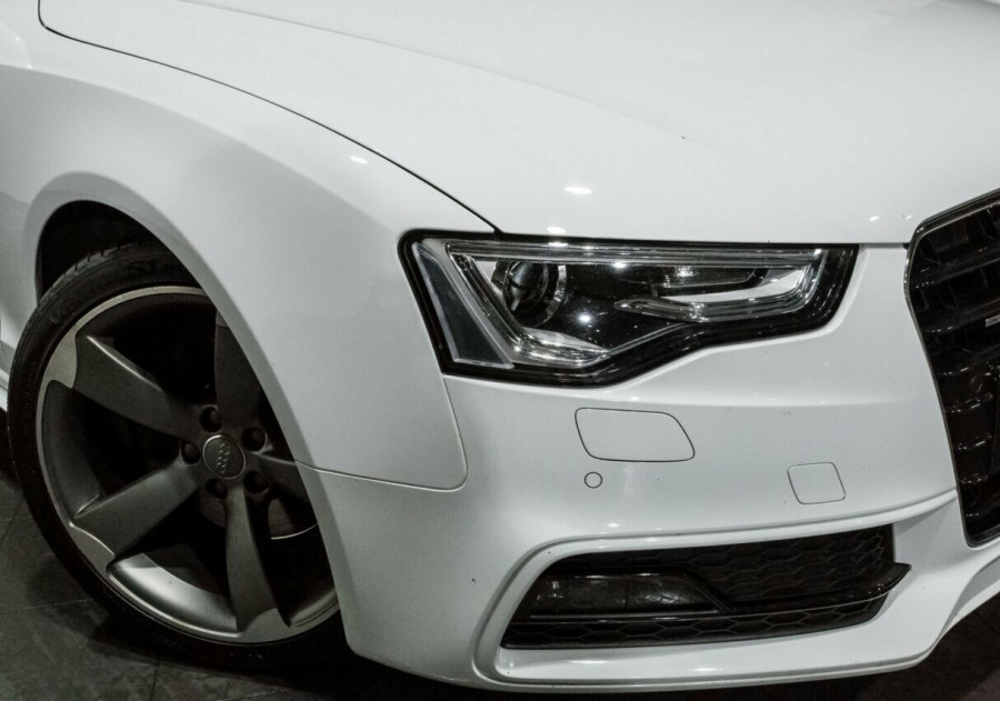2015 Audi A5 8T MY15 S tronic quattro Coupe