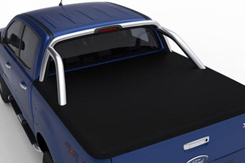 Tonneau Cover - Soft - Single Cab - with load rest- EGR