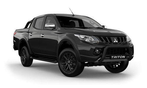 2018 MY17 Mitsubishi Triton MQ GLS  Sports Edition Double Cab Pick Up 4WD Utility