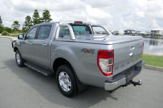 2015 Ford Ranger PX XLT Utility