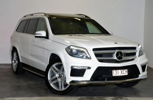 Mercedes-Benz Gl350 BLUETEC X166