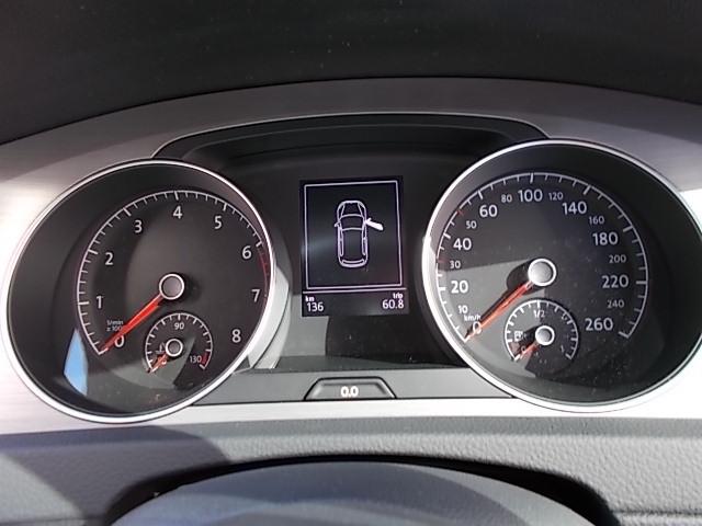 2016 MY17 Volkswagen Golf VII 92TSI Comfortline Hatch