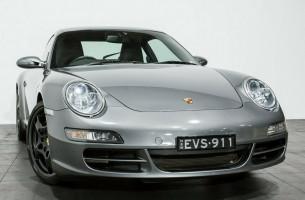 Porsche 911 Carrera S 997 MY07