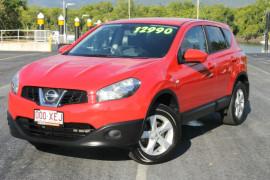 2010 MY11 Nissan DUALIS J10 SERIES II M ST HATCH Wagon
