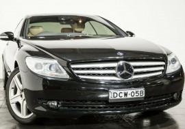 Mercedes-Benz CL500 C216