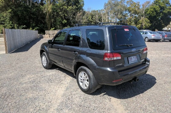 2010 Ford Escape ZD  Wagon