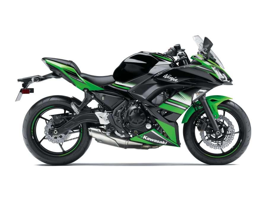 2017 Kawasaki Ninja 650L KRT Edition 2017 Ninja 650L KRT Edition