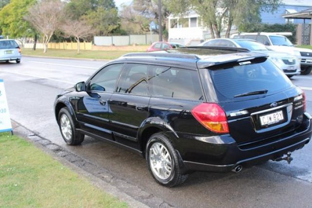 2005 Subaru Outback B4A MY05 Wagon