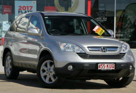 Honda CR-V Luxury 4WD RE MY2007