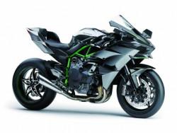 New Kawasaki 2015 Ninja H2R