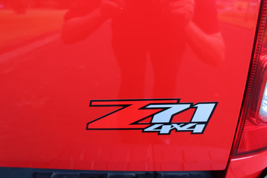 2017 Holden Colorado RG Z71 Utility