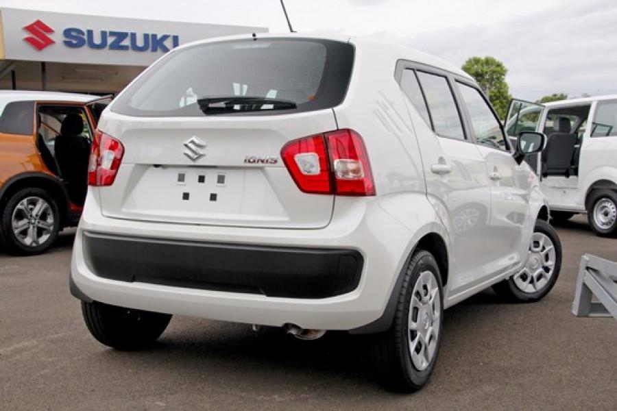 2016 MY17 Suzuki Ignis MF GL Hatchback