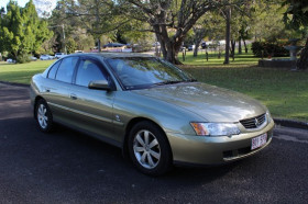 Holden Commodore Equipe VY II
