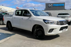 Toyota Hilux SR Double Cab GGN120R