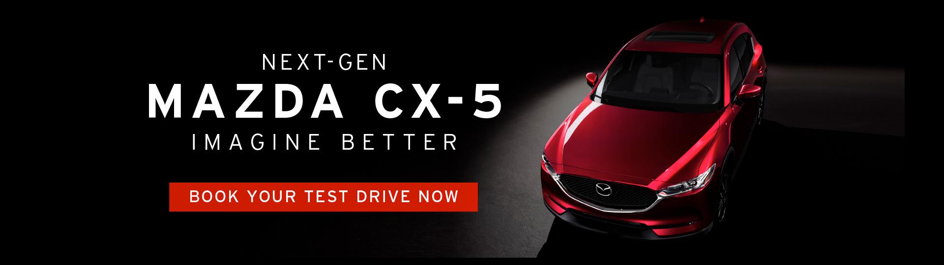 Next-Gen Mazda CX-5