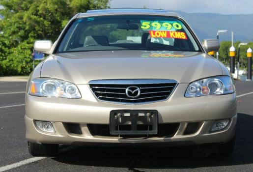 2001 Mazda Millenia TA10J4 M Sedan