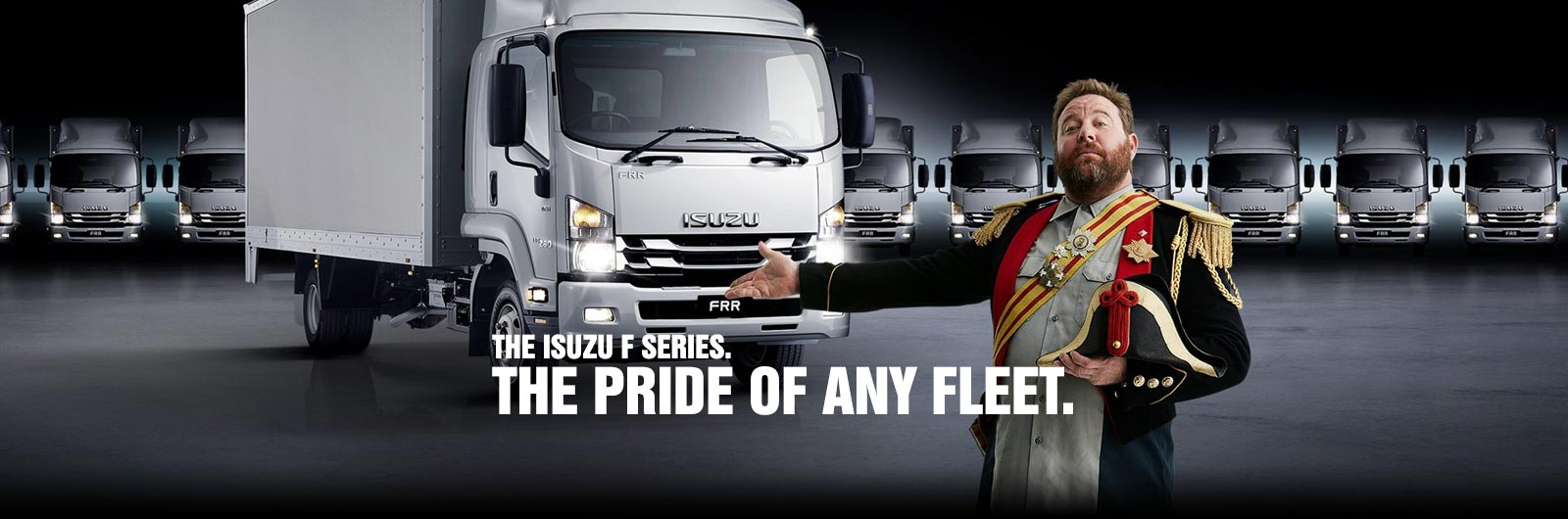 The pride of any fleet
