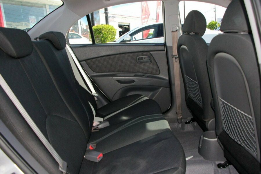 2009 MY Kia Rio JB MY07 EX Sedan