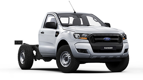 2016 Ford Ranger PX MkII 4x2 XL Single Cab Chassis 2.2L Hi-Rider Utility