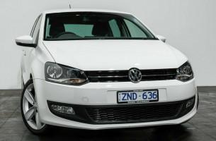 Volkswagen Polo 77TSI DSG Comfortline 6R MY14